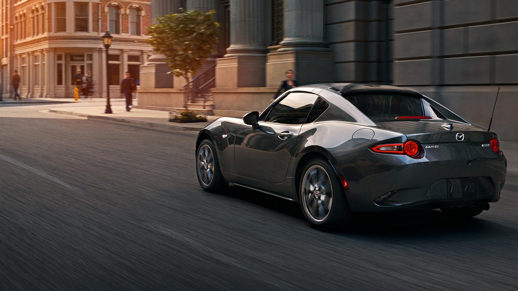 2020 Mazda Miata Engine