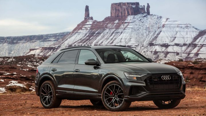 2020 Q8: A Luxurious Cross over out of Audi