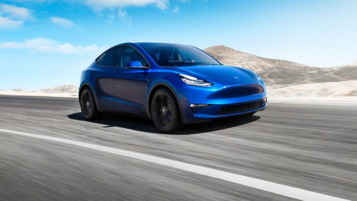 2020 Tesla Model Y Features