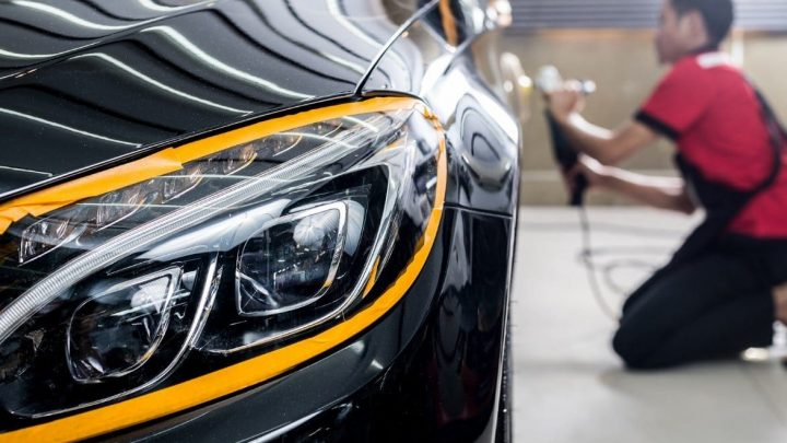 Which would be the advantages of employing the auto paint protection?