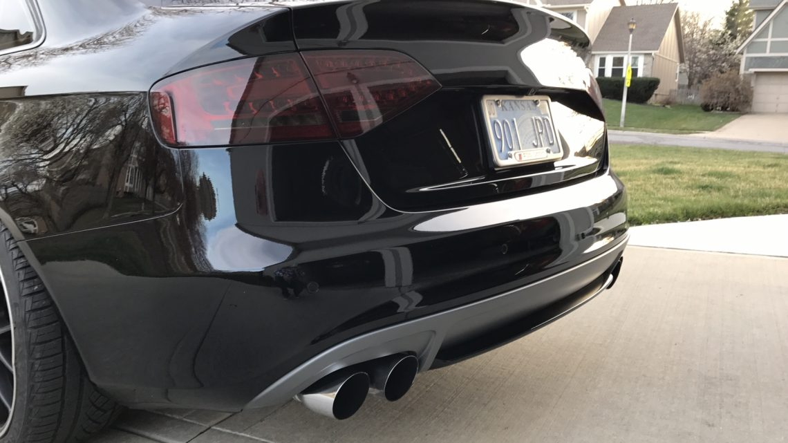 How to Tint Tail Lights