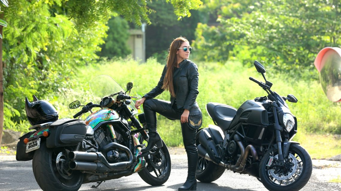 Girls Bikers — Things you have to be aware of while riding.