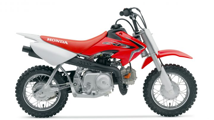 2021 Honda CRF50F Becomes the Most Preferred Dirt Bike for Young Riders