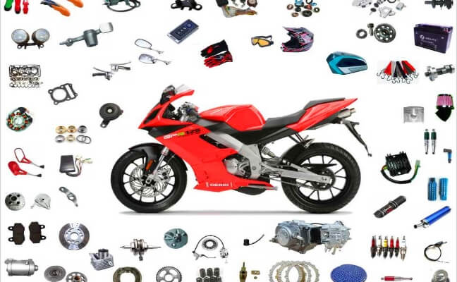Motor Cycle Parts Explained – Parts You Might Not Have realised Are Inside